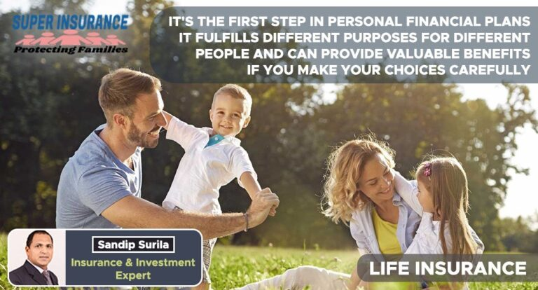 Some Factors About Life Insurance